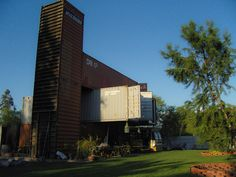 Shipping container house | Flickr - Photo Sharing!