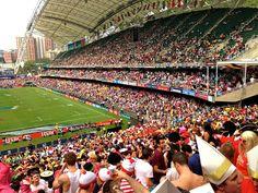 Rugby Sevens Hong Kong