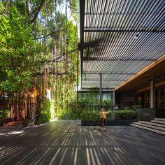Landscape architecture by T.R.O.P #DesignSpeak #Archilab #Architecture #Design #AcgMedia #TROP