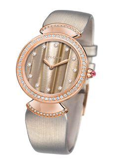 La montre Diva femme de Bulgari