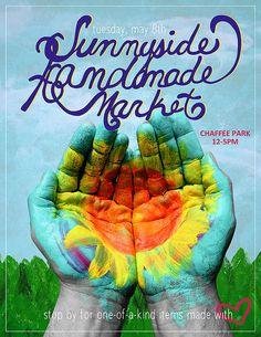 Lindsey Bennett   Design Event Poster
