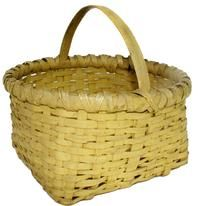 Early 19th Century Gathering Basket