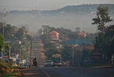Early morning ride - Entebbe, Kampala - Uganda