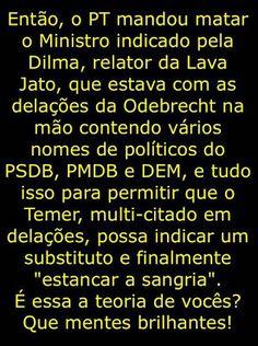 *Por Via Das Dúvidas*: Conspiração TEMERária... * Antonio Cabral Filho - ...