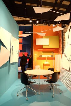 See the latest from leading Brands, Architects, Designers and Art Directors Stand Design, Design Trends, Architects, Designers, Colours, Interior Design, Furniture, Home Decor, Art