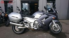 2007 Yamaha FJR1300 AS Just arrived :)