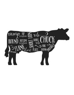 Cow Free Vintage Butcher Printable MVC.jpg