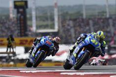 MotoGP: Suzuki não pensa em equipas satélite para 2017