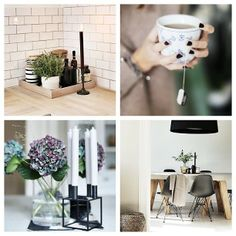 . Floating Shelves, Kitchen, Photos, Instagram, Home Decor, Cooking, Pictures, Decoration Home, Room Decor