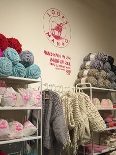 Loopy Mango Pop-up Shop in NYC at Chelsea Market until December 20.
