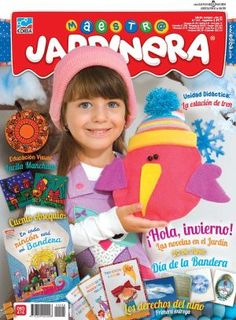 MAESTRA JARDINERA Holi, Kindergarten, Classroom, Children, Diy, Magazines, Gardens, Activities, Preschool Journals