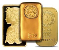 250 Gram Gold Bar A Quarter Kilo Or Just Over 8 Troy