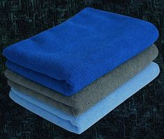 Camping Towels - Simplife Microfiber Gym Towels Sports Travel Towels Super Absorbent Fast Drying Hand Face Towel Set Christmas Gift 3Pack 16 Inch X 32 Inch >>> Read more reviews of the product by visiting the link on the image.