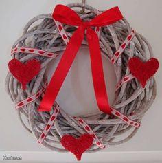 Kranssi Wreaths, Christmas, Diy, Advent, Xmas, Door Wreaths, Bricolage, Navidad, Do It Yourself