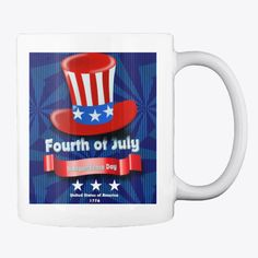 4 Th July 1776 Products from Sam Shop | Teespring Independence Day, Fourth Of July, Mugs, Tableware, Shop, Products, Diwali, Dinnerware, Tumbler