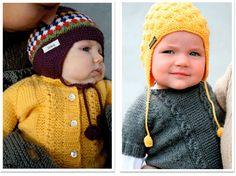 bieq handknitted baby beanies, hats