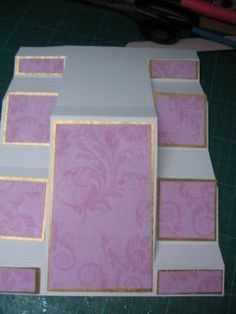 Double Side Step Card.