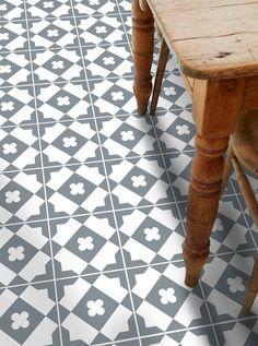 Vinyl Floor Tile Sti