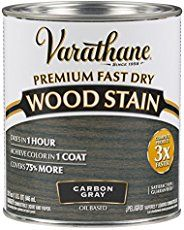 DIY Weathered Wood Stain Finishes – Setting for Four