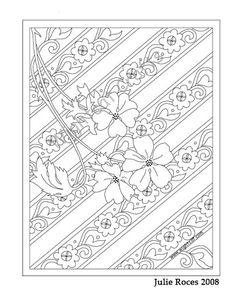 Pergamano šablony - free pattern - Kateřina Horáková - Picasa Webalbums