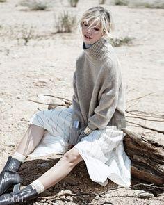 Vogue Korea Title: Killing Me Softly Model: Song Kyung Ah Photographer: Yoo Young Kyu September 2014