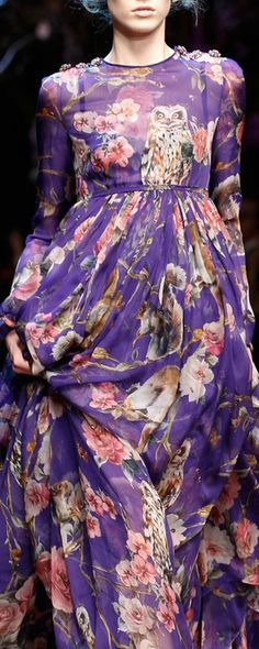 Dolce & Gabbana Fall 2014 Ready-To-Wear