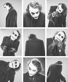 Heath Ledger 'The Dark Knight'