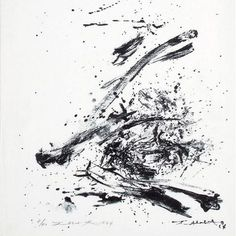 Artwork by Zao Wou-Ki, Untitled, Made of Lithograph Chinese Landscape, Abstract Landscape, Abstract Art, Alberto Giacometti, Abstract Painters, Henri Matisse, Chinese Painting, Western Art, French Artists