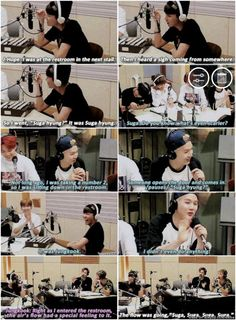 """BTS know each other so well that it's scary. """"The air was just going Suga~~ suga~~"""" Bts Got7, Kookie Bts, Bts Bangtan Boy, Suga Suga, Bts Memes, Kdrama Memes, V And Jin, Cypher Pt 4, Meme Center"""