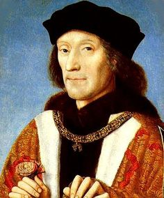 Henry Vll of England.