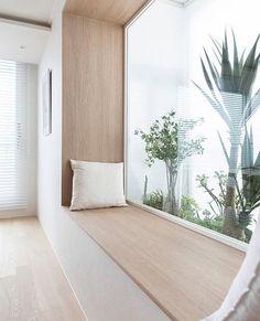 Home Room Design, Home Interior Design, Interior Architecture, Interior And Exterior, Minimalist Architecture, Minimalist Home Design, Minimalist Home Interior, Interior Garden, House Rooms