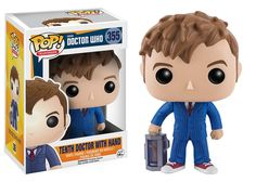 Pop! TV: Doctor Who - 10th Doctor with Hand