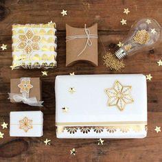 Apprenez à faire des étoiles en tissage Peyote circulaire avec des perles Miyuki. Une jolie idée de déco pour Noël : à poser sur un meuble ou à accrocher sur le sapin !