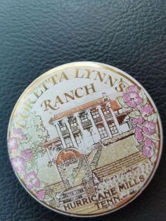 Loretta Lynn's Ranch Hurricane Mills TN fridge magnet souvenir 24k gold | Collectibles, Souvenirs & Travel Memorabilia, United States | eBay! #lorettaLynn #HurricaneMills #TennesseeSouvenirs #LorettaLynnsRanch
