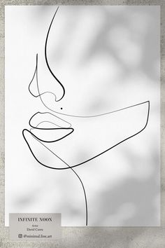 Abstract Line Art, Abstract Faces, Tattoo Abstract, Art Drawings Sketches, Drawing Art, Contour Line Drawing, Yoga Drawing, Horse Drawings, Art Abstrait Ligne