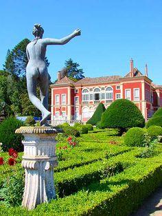 Palácio Marques de  Fronteira , Portugal
