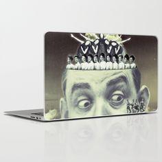 Freaky Ways Laptop & iPad Skin