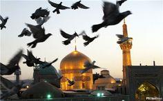 Imam Reza Shrine, Mash'had, Iran