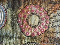 ♒ Enchanting Embroidery ♒ embroidered by Dijanne Cevaal