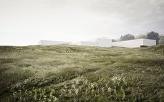 Expansion to the Glenstone Museum in Potomac, Maryland (USA). By Thomas Phifer & Partners.