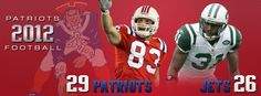 Patriots win in OT