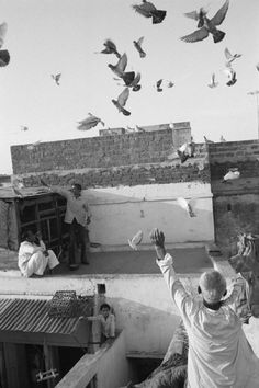 Hiroji Kubota India. Old Delhi. 1976.