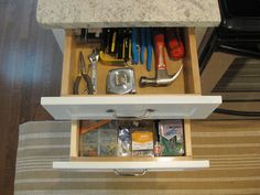 John and Sherry from Young House Love have a great DIY tool list.