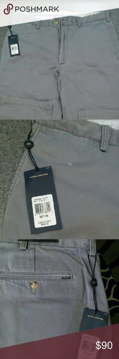 Ralph Lauren Polo Pants Brand new with tags Ralph Lauren pants. Cleaning out hubby's closet size 36T-36. They are greyish/ olive color...MAKE ME AN OFFER!!!!!! Ralph Lauren Pants