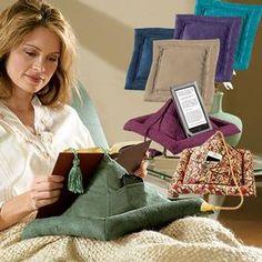 Book Pillow @ Fresh Finds
