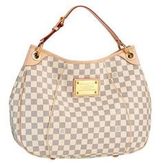 518a3bd2d5d0 Cheap Louis Vuitton Galliera PM This body friendly bag comes in a light and  supple leather for greater flexibility and comfort. With its chic Damier  Azur ...