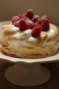 Cheesecake al lampone | La Casetta delle Pesche