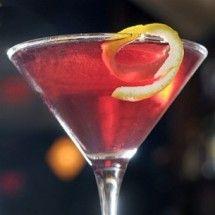 Red Velvet Martini - It's 5PM Somewhere