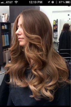 Ombre hair - Page 2 - PurseForum