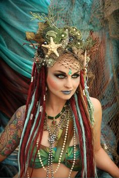 Diva Dreads - Mermaid hair in Minutes! - MerDirectory MerDirectory